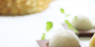 Bánh nếp sầu riêng ngon đơn giản nhưng chất