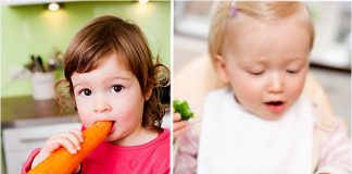 Những rau củ nào tốt nhất cho bé