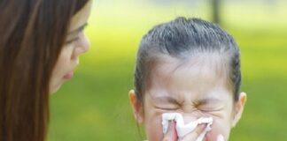 Thuốc trị sổ mũi cho trẻ em từ thiên nhiên