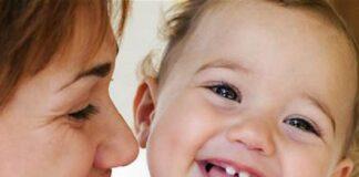 Trường hợp trẻ mọc răng nanh trước răng cửa?