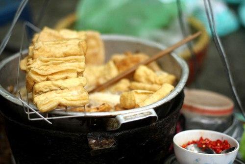 Bún đậu mắm tôm – món ăn bình dị của người Hà Nội