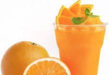 Cocktail Trái Cây – Orange Cream Delight