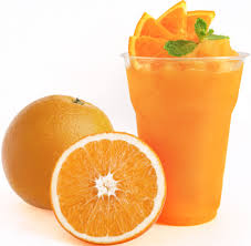 Cocktail Trái Cây – Orange Cream Delight