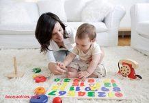Những lưu ý khi dạy trẻ tự kỉ học nói