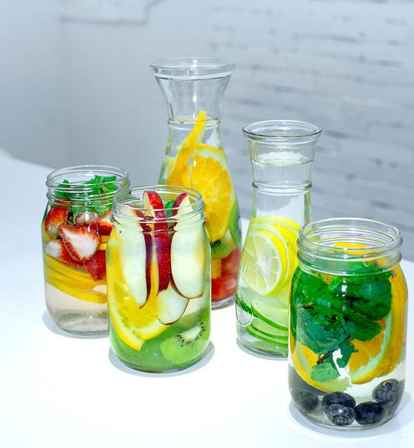 Detox Water – chỉ cần 2 phút để giảm cân