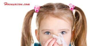 Tìm hiểu đặc điểm hệ hô hấp của trẻ em