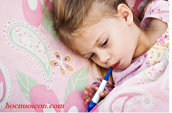 Bệnh cảm cúm ở trẻ phòng tránh như thế nào?