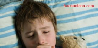 Nhận biết và trị ho cho trẻ em hiệu quả nhất?