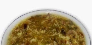 Nấu món súp lươn giàu dinh dưỡng cho bé