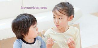 Mách bạn thực đơn hoàn hảo cho trẻ bị táo bón