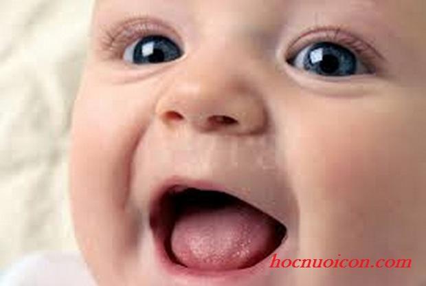 Mẹo chữa tư lưỡi hay ở trẻ