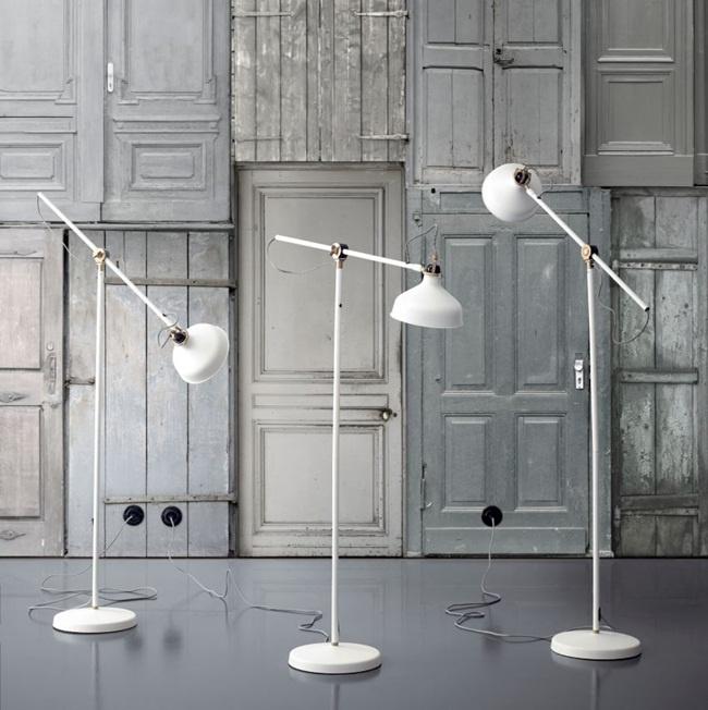 10 mẫu đèn cây cực kỳ cuốn hút