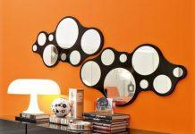 Độc và lạ: 15 thiết kế phòng hiện đại với gương trang trí