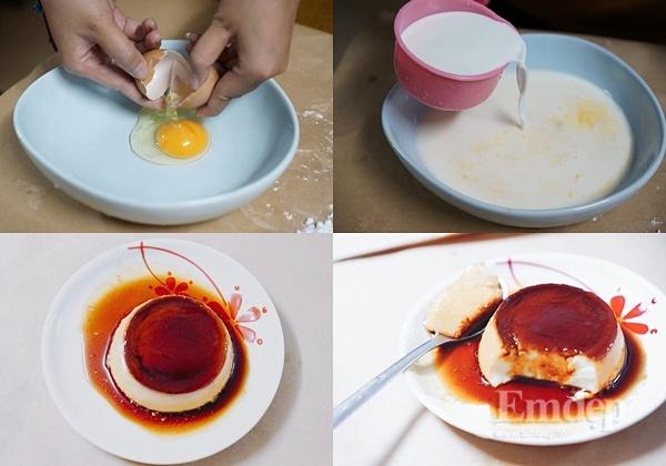 Cách làm caramen/ bánh flan cơ bản, đơn giản nhất