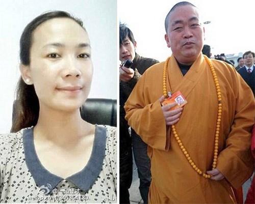 Trụ trì Thiếu Lâm tự bị tố gom tiền công đức 'bịt miệng' kiều nữ - ảnh 1