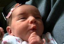 Những hành động của trẻ sơ sinh không thể ngộ nghĩnh và đáng yêu hơn!