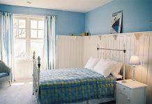 """Màu sắc phòng ngủ ảnh hưởng như thế nào đến chuyện ngủ và chuyện """"ấy""""?"""