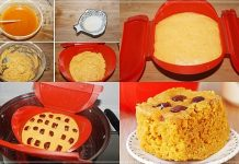 Bánh bí ngô hấp táo tàu thơm ngon không thể chối từ