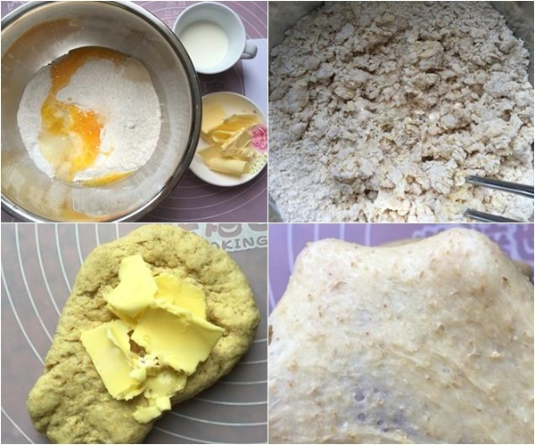 Bánh mỳ hạt óc chó thơm lừng cho bữa sáng