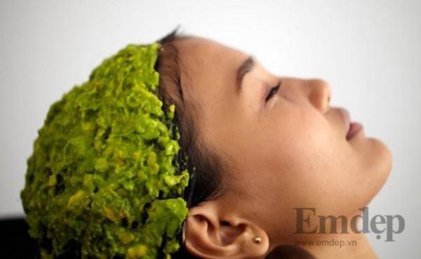 2 cách làm mặt nạ tự nhiên chăm sóc tóc bóng mượt