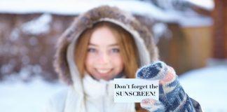 Những lý do khiến bạn muốn dùng kem chống nắng vào mùa đông
