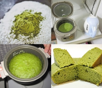 Cách làm bánh bông lan chà bông trứng muối