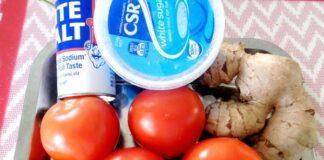 Cách làm tương cà chua ngọt chấm gì cũng ngon