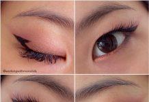 Những cách trang điểm độc đáo cho cô nàng mắt một mí