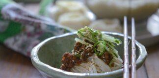 Đổi mới thực đơn với món mì Hàn Quốc sốt thịt bò