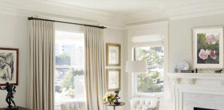 Thêm nét tinh tế cho phòng ngủ nhờ ghế trắng