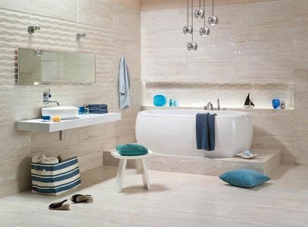 Bí quyết trang trí phòng tắm giúp gia chủ