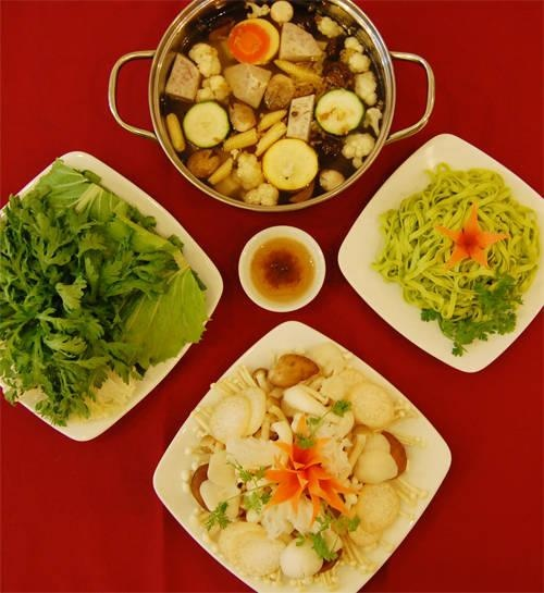 Mẹo vặt nấu các món ăn chay ngon, đơn giản