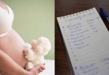 Những vật dụng không thể thiếu khi đi sinh