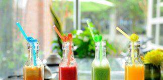 4 ngày detox cơ thể với nước trái cây