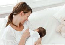 Bí kíp giúp mẹ phòng ngực xệ sau khi sinh con