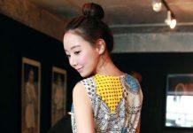 váy bầu đẹp 4