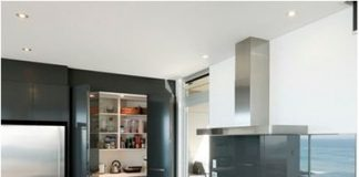 10 mẫu tủ bếp đứng cho phòng bếp hiện đại