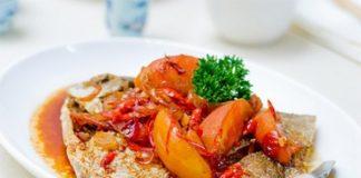 10 món hải sản thơm ngon cho thực đơn giảm cân (P2)