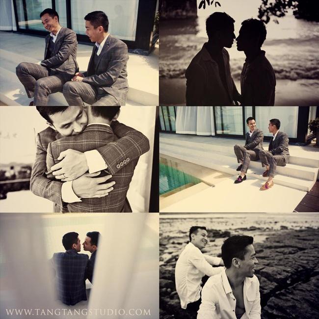 NTK Việt đầu tiên tổ chức đám cưới đồng tính