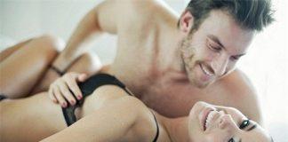 Khi ''yêu'', phụ nữ lên đỉnh cực nguy hiểm với nam giới