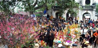 Những ngôi đền, chùa cầu tài lộc linh thiêng ngày đầu năm