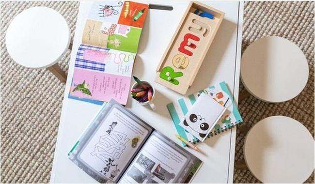 10 ý tưởng tự làm khu vực chơi trong nhà cho con 1
