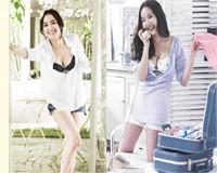 3 mỹ nhân Hàn sở hữu vòng 1 tự nhiên đẹp nhất