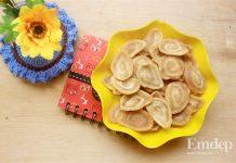Bánh tai heo giòn thơm ăn hoài không chán