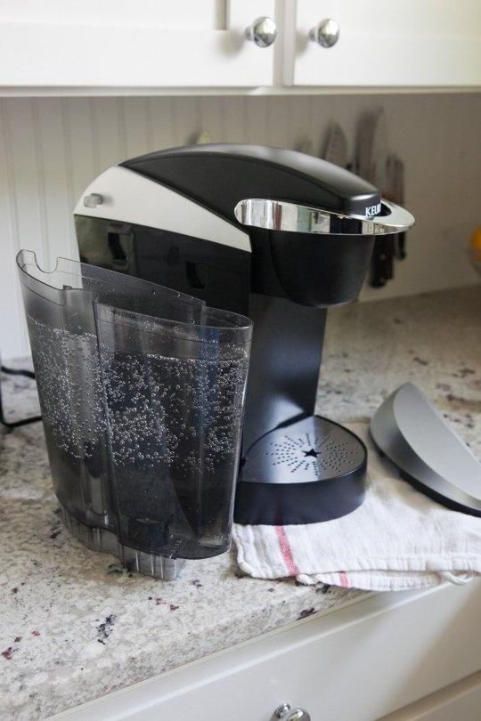 Hướng dẫn cách vệ sinh máy pha cà phê