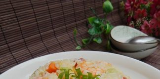 Mẹo làm cơm rang hải sản ăn mùa nào cũng ngon