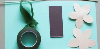 6 bước kết hoa giấy đơn giản ai cũng có thể làm