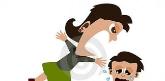 Dùng đòn roi với con vì... bố mẹ quá bận rộn?