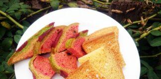 Hô biến bánh mì cũ thành món ăn vặt giòn tan