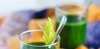 Dáng đẹp eo thon với nước ép cần tây siêu bổ dưỡng